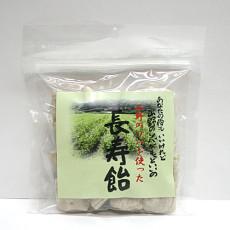 山野町産そば粉飴「長寿飴」 商品画像