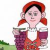 「アンクルトリス」柳原良平氏が描く沼隈ぶどうジュースのイラストについて | ぬまく